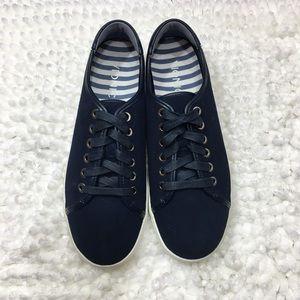 Vionic (Brinkley) Navy Orthotic Sneakers